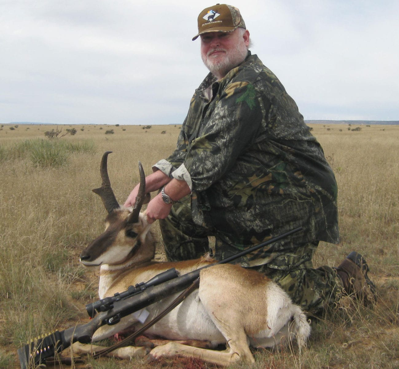 Warren-at-96 - New Mexico Big Game Hunting