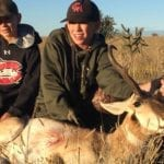 New Mexico Antelope Hunting